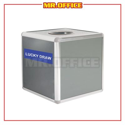 MR.OFFICE : WB-620 Lucky Draw Box / Kotak Cabutan Bertuah