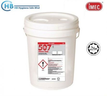 IMEC 507 Stone Seal, Undercoater Floor Sealer, Halal, 5 Gallon