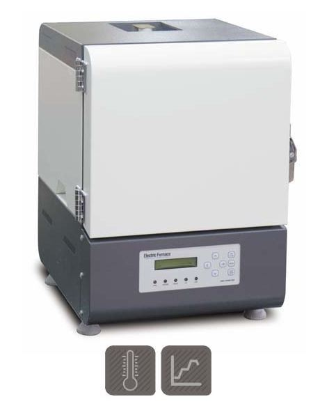 Max. 1,200°C Electric Muffle Furnace