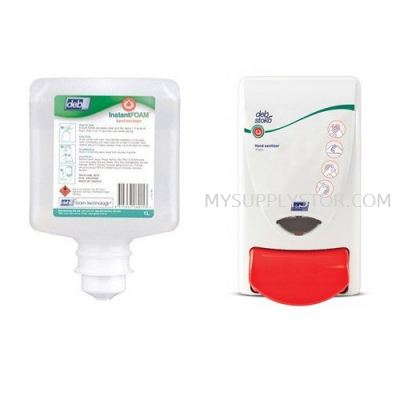 Deb Hand Sanitizer w/ Dispenser