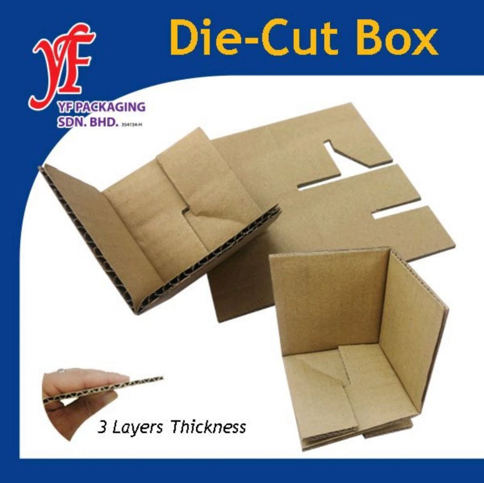 Die-cut Box 56