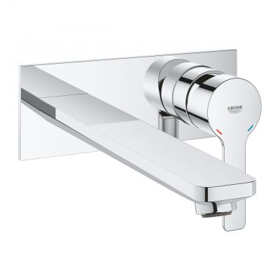 Grohe Lineare 23444001 Wall Mounted Basin Mixer, L-Size, 207mm