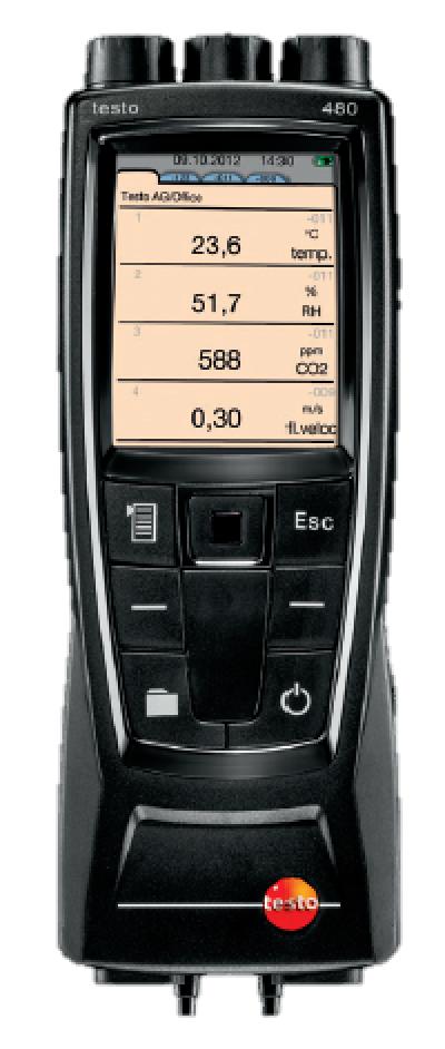 TESTO - Multi-Function VAC Measuring Instrument 480