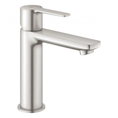 Grohe Lineare 23106DC1 Smooth Body Basin Mixer, S-Size