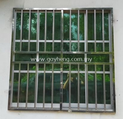 Stainless Steel Window Grille �׸ִ���