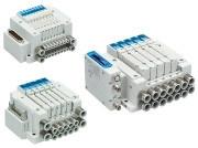 Plug-in Compact 5-Port Solenoid Valve JSY1000/3000/5000