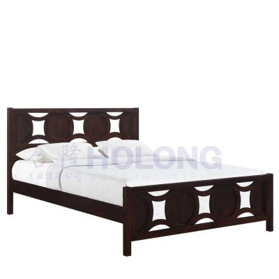 Contemporary & Platform Bed HW18111