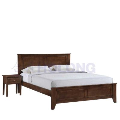 Contemporary & Platform Bed HL1882