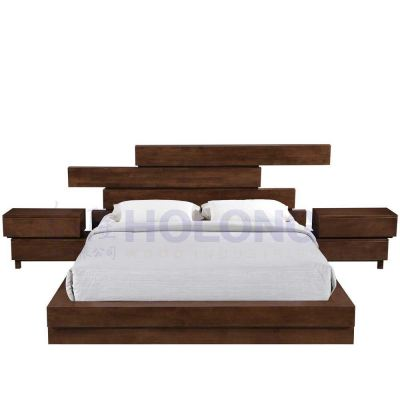 Contemporary & Platform Bed HL1887