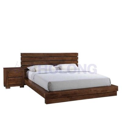 Contemporary & Platform Bed HL1886