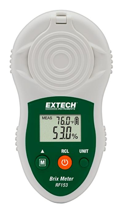 Extech RF153 Digital Brix Refractometer