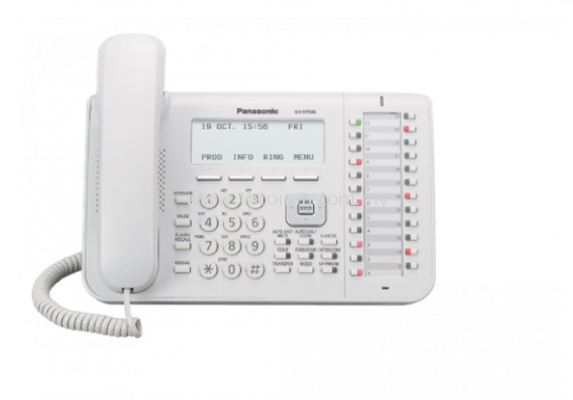 KX-DT546 Digital Telephone with 6-Line Display