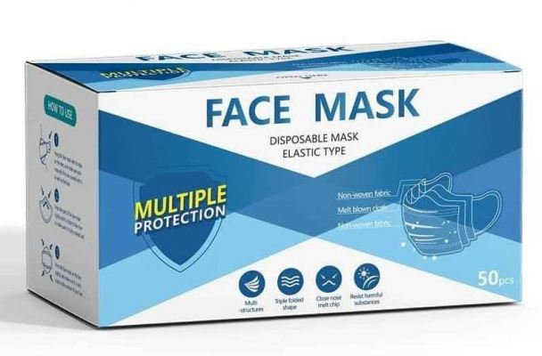3 ply Medical face mask