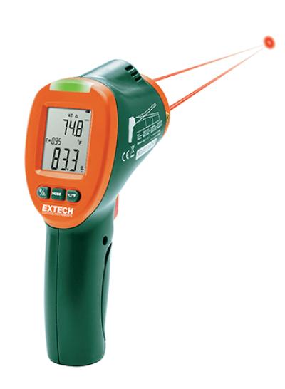 Extech IRT600 Dual Laser IR Thermal Condensation Scanner
