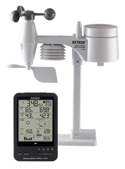 Extech WTH600-E-KIT Wireless Weather Station Kit