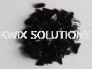 Black Glass Chips Glass Chips Terrazzo Material Kwix Solutions