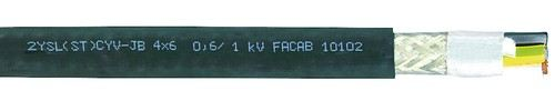 FABER KABEL EMC connecting cable 2YSL(St)Cyv Servo Motor Cables