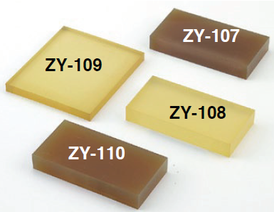 TECLOCK - Rubber Piece for Durometer Measuring (for Durometer Calibration)