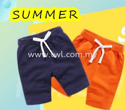 TS006- Kids Summer Pants