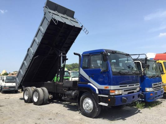 Steel Tipper