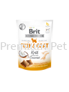 Brit Care Dog Functional Snack Skin&Coat Krill 150g Brit Prescription Dog Food