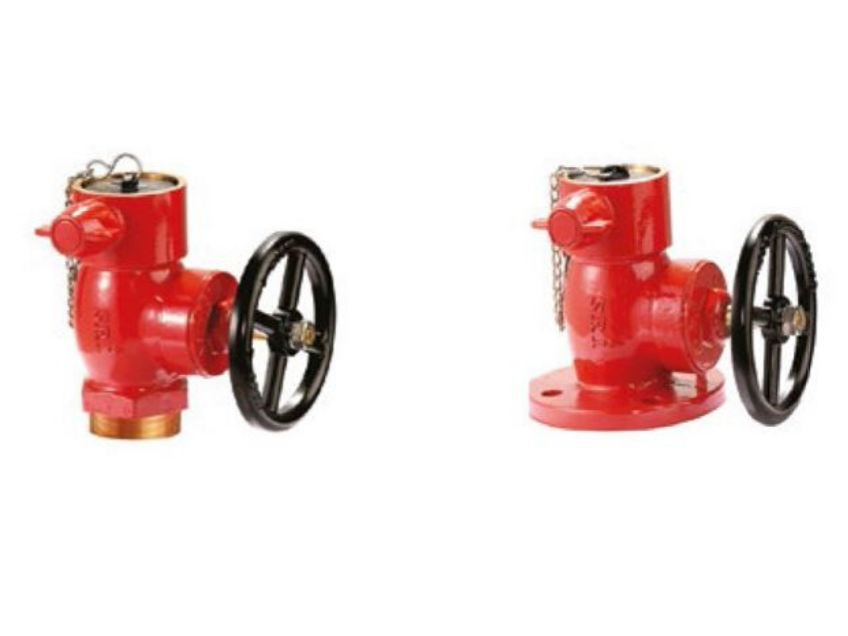 IPFS33-FIRE HYDRANT VALVE BS 5041