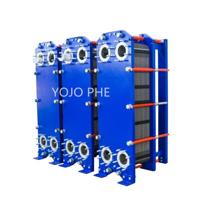 Yojo Gasket Type Plate Heat Exchanger