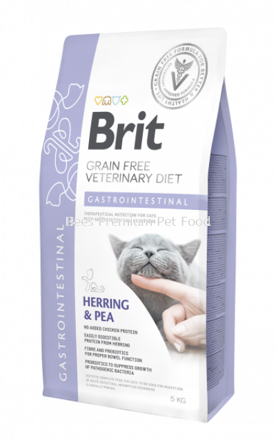 Brit GF Veterinary Diets Cat Gastrointestinal 2kg