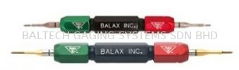 BALAX Miniature Gage : Metric-UNM Metric Miniature (UNM) Thread Plug Gages BALAX THREAD GAUGES