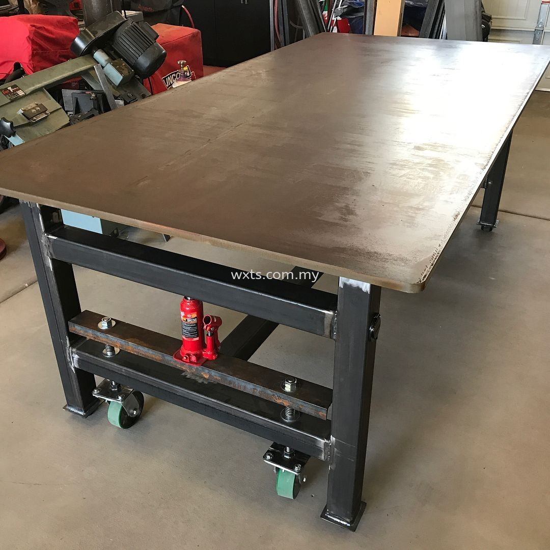 Industrial Workbench