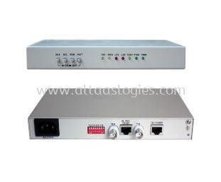 Framed E1 To 10/100M Ethernet Converter