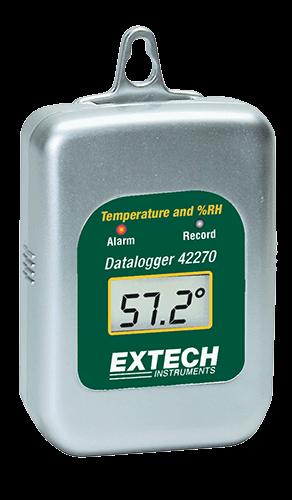 Extech 42270 Temperature/Humidity Datalogger