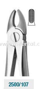Upper Canines Forceps 2500/107