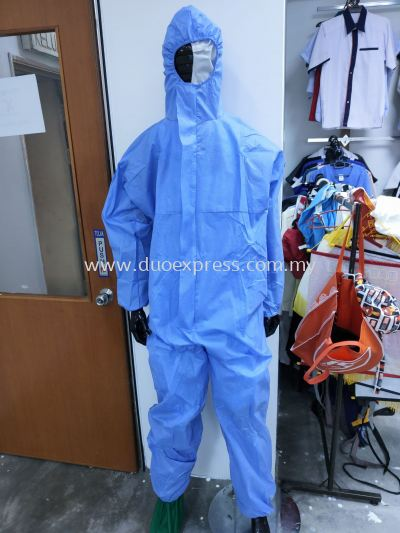 PPE Isolation Coverall for Frontliner