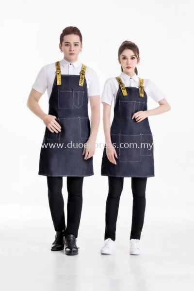 F&B Stylish Fashion Uniform for Cafe and Bar Restaurants