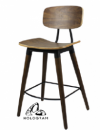 WM_0098 Bar Stool Dining Area Home Furniture