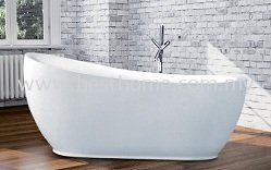 LONG BATH TUB