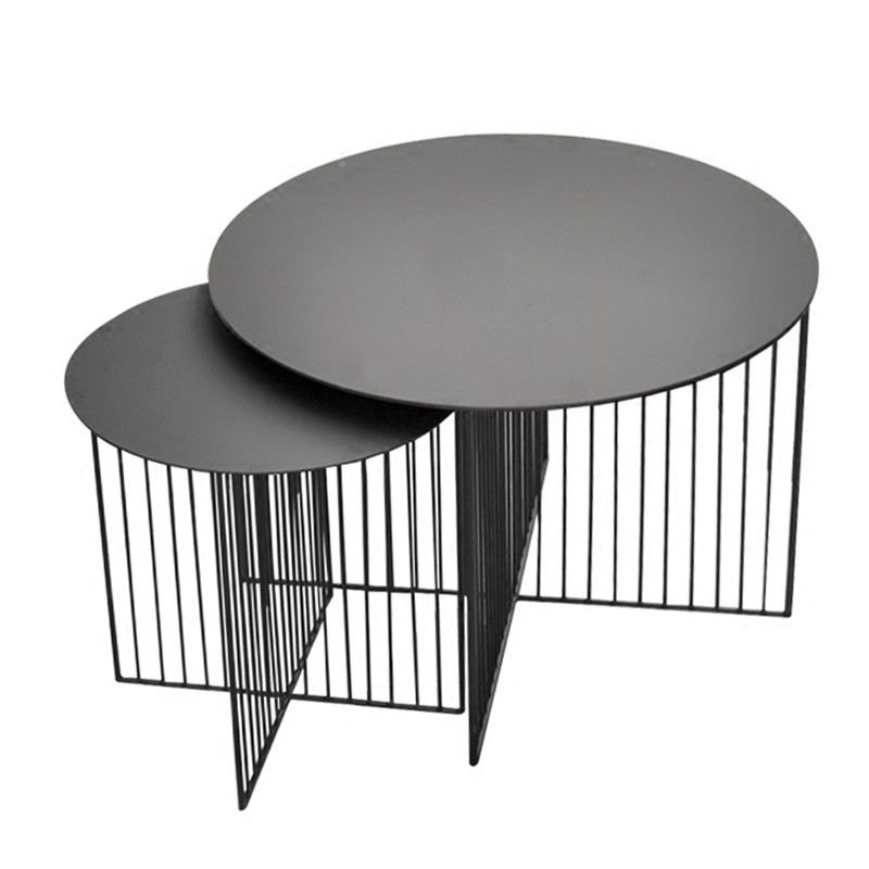 IPCTW-01 WIRE METAL COFFEE TABLE