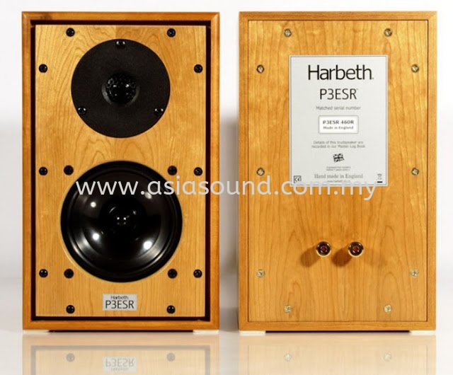 P3ESR BookShelf Speaker. Harbeth