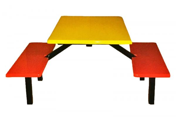 4 Seater Canteen Table - AK402
