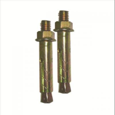 "1/4"" x 2"" SLEEVE ANCHOR 10's"