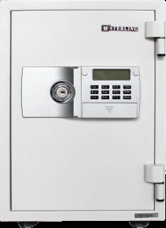 IPM-3 VERTICAL HOME SAFE SECURED BY KEYLOCK AND DIGITAL LOCK