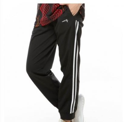 ATTOP SPORT LONG PANTS AT-247 BLACK