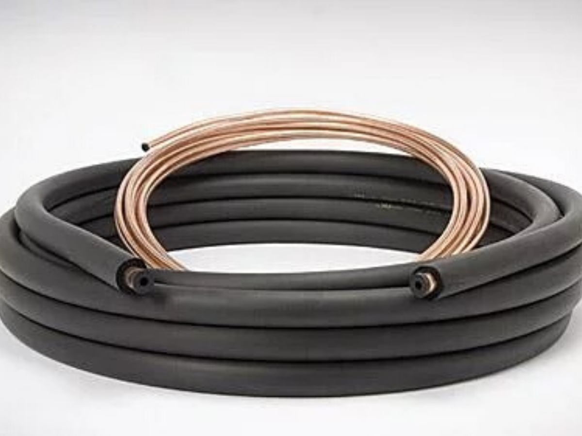 TO EXTRA COPPER PIPING 1FEET 0.61MM