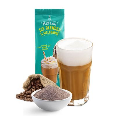 Ice blended White Coffee powder