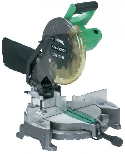 HIKOKI C 10FCE2 COMPOUND MITRE SAW