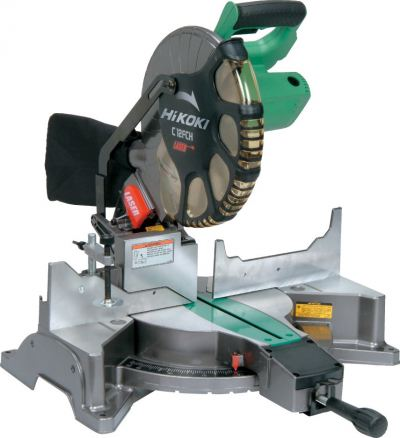 HIKOKI C 12FCH COMPOUND METRE SAW