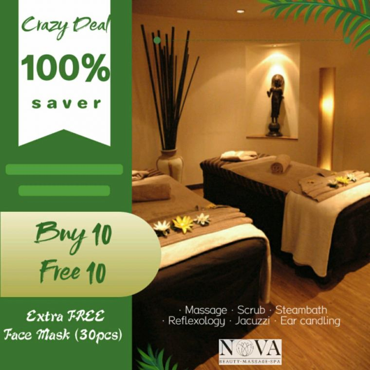 Crazy deal Buy 10 Free 10