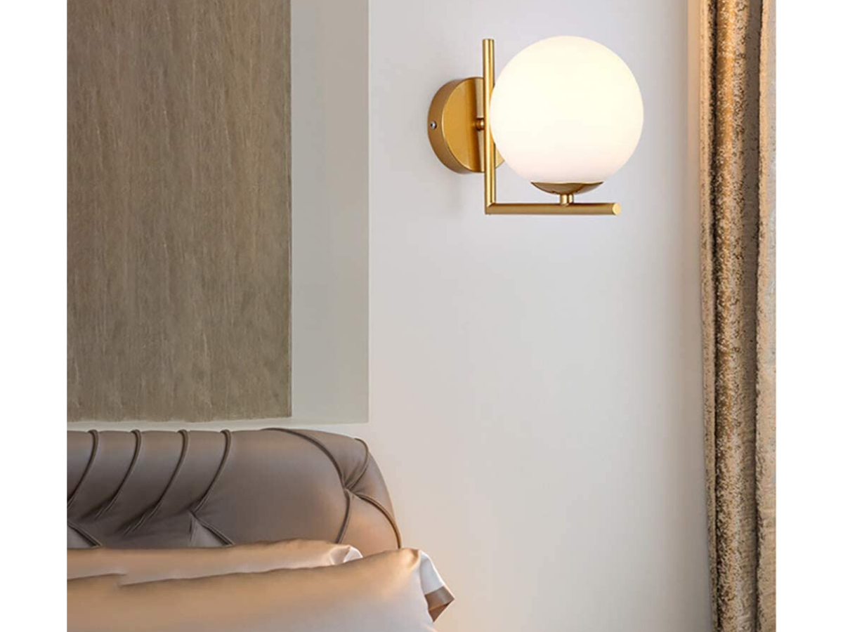 IP-CLG CLASSIC LUXURY GLASS WALL LAMP