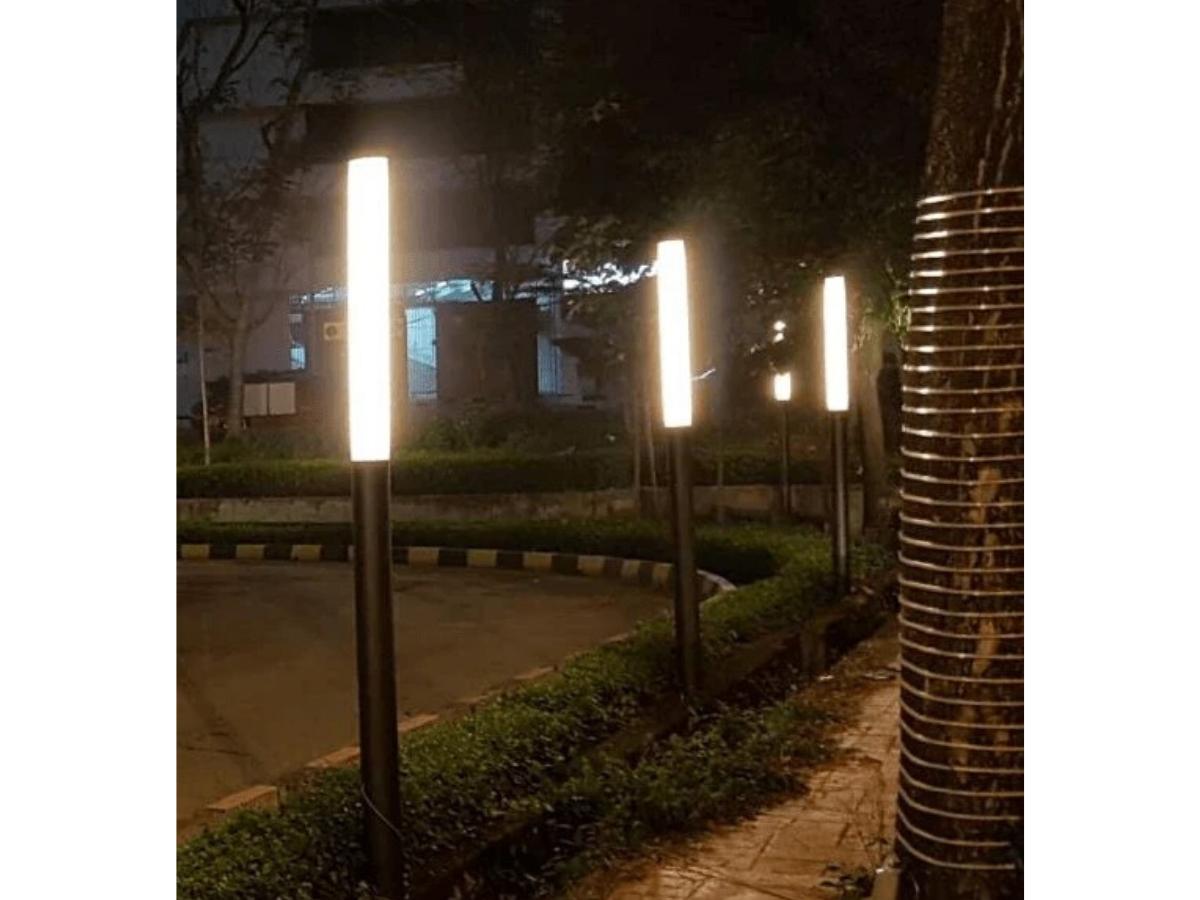 IP-OBL OUTDOOR BOLLARD LIGHT